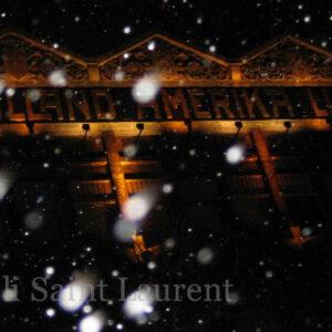 Premières neiges - Lili Saint Laurent © 2013