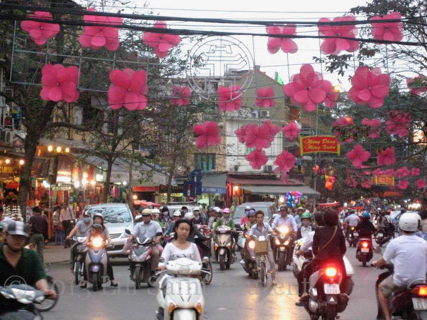Hanoi - Lili Saint Laurent © 2013