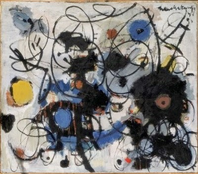 Theo Wolvecamp - Explosie - 1948 -Stedelijk Mueum Amsterdam
