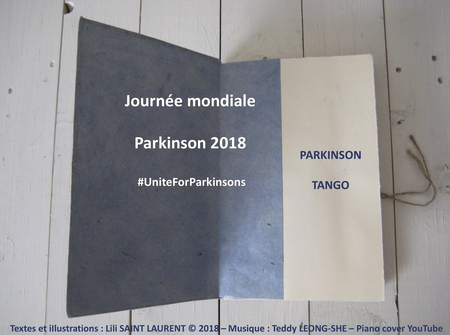 Parkinson Tango _ Lili Saint Laurent 2018