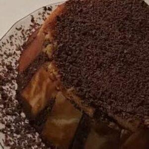 Charlotte au chocolat sans gluten _ Lili Saint Laurent 2018
