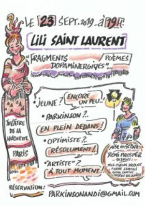 Fragments dopaminergiques à la Huchette - LSL © 2019