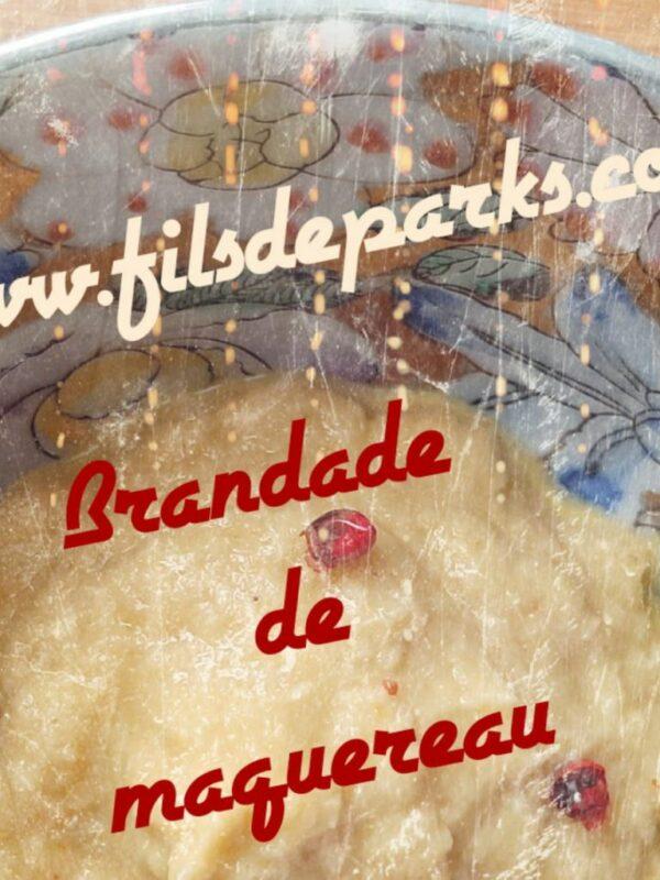 Brandade de maquereau - Food Lab by filsdeparks.com
