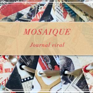 Mosaique- Journal viral - Jean-Pierre Coiffey
