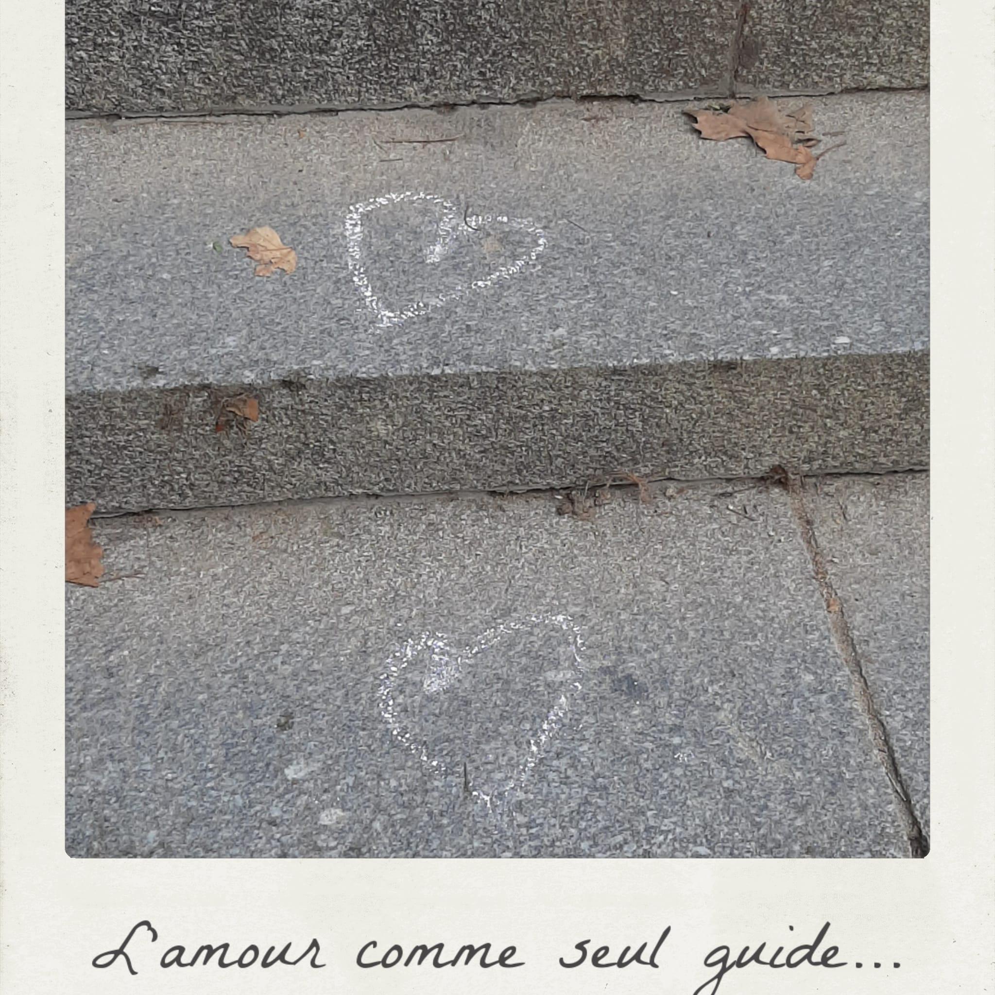 L'amour comme seul guide Lili Saint Laurent © 2020