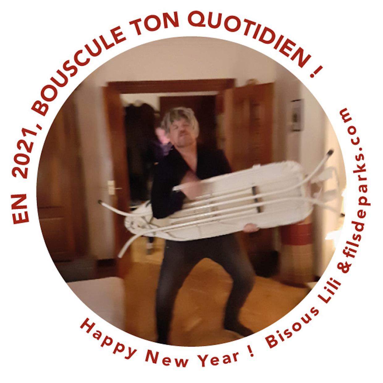 Happy NeW Year 2021 ! _ Fils de Park's